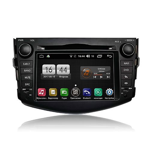 FarCar s170 Toyota RAV-4 2006-2012 Android (L018)