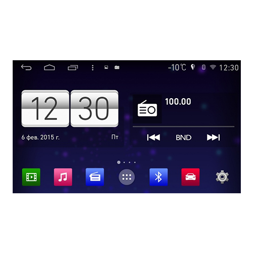FarCar s160 Jeep, Dodge, Chrysler Android (M202)